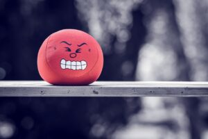 Ball Stress Ball Emotion Angry  - Alexas_Fotos / Pixabay